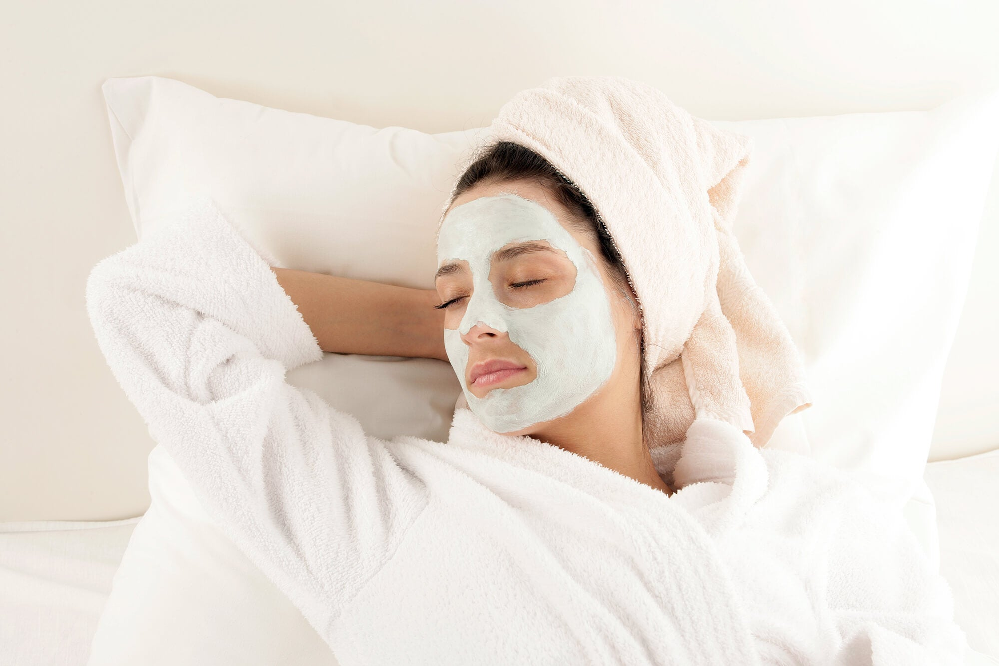 at home overnight pimple treatment