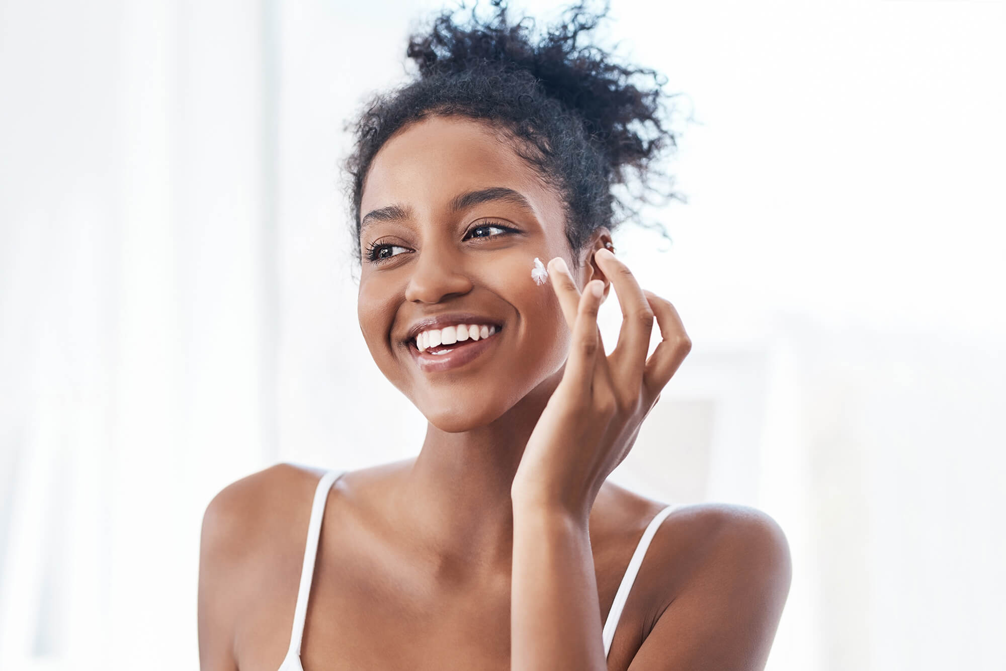 use quality cosmetics suitable for your skin type