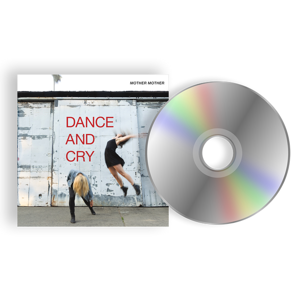 Dance and Cry CD