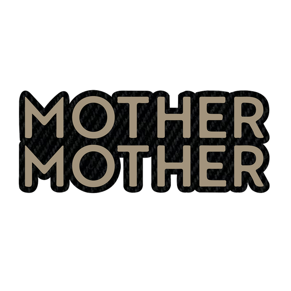 Mother Mother Logo Patch (Pre-Order)