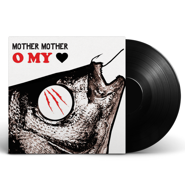 O My Heart Vinyl LP