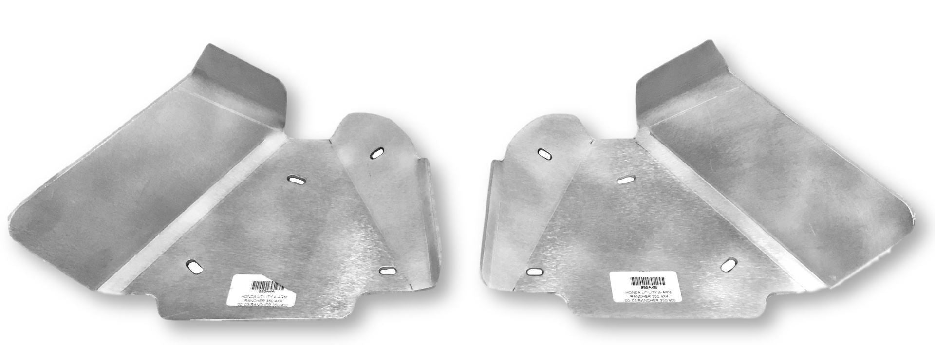 2-Piece A-Arm & CV Boot Guard Set, Honda TRX350 & TRX400 Fourtrax Rancher