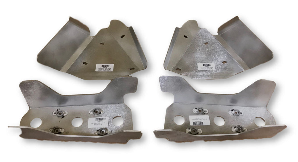 4-Piece A-Arm & CV Boot Guard Set, Honda TRX680 Rincon