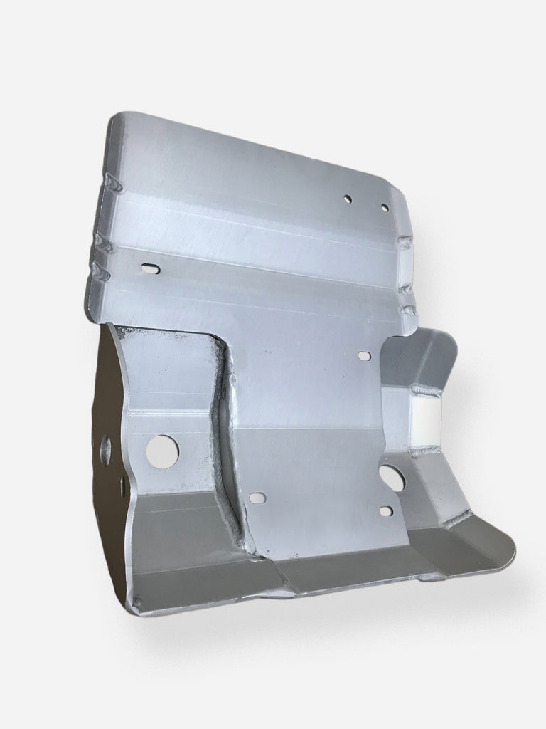 Rear Differential Skid Plate, Honda TRX300 FourTrax