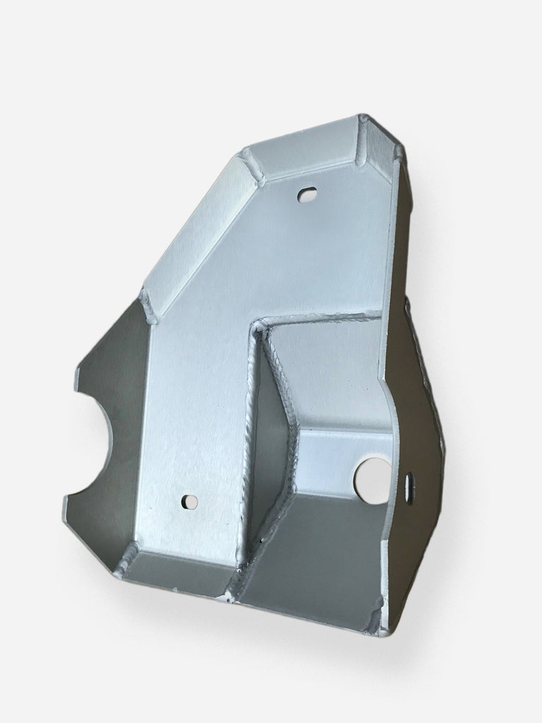 Rear Differential Guard, Yamaha Wolverine