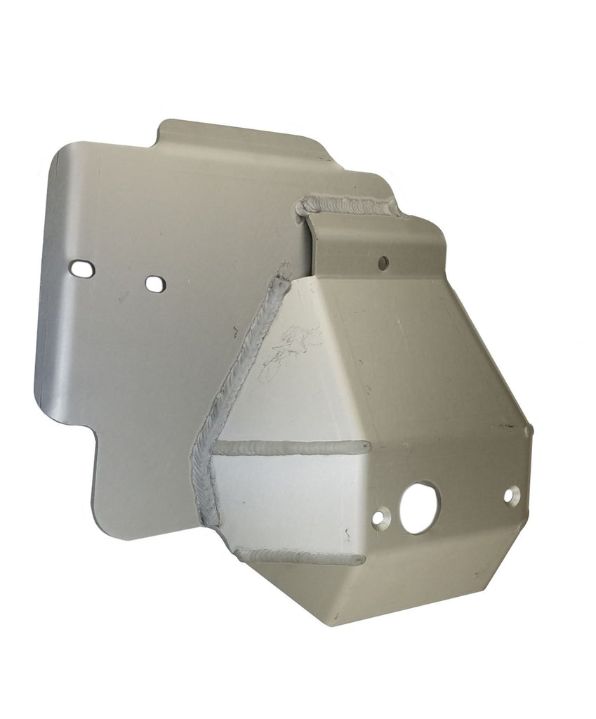 Rear Differential Skid Plate, Honda TRX350 & TRX400 FourTrax Rancher