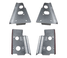 4-Piece A-Arm Guard Set, Honda TRX700XX