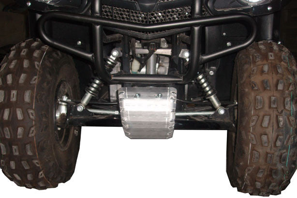Full Frame Skid Plate, Yamaha Grizzly 125