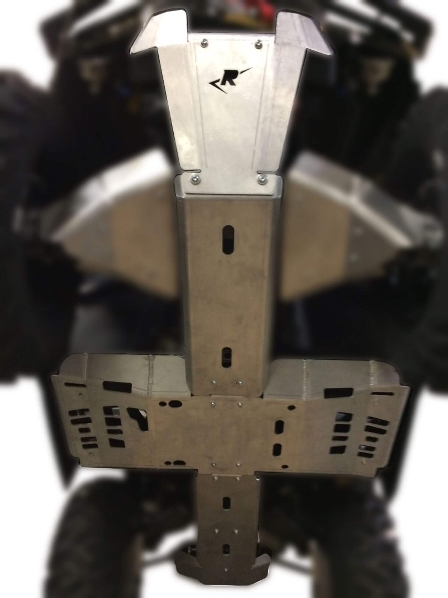 4-Piece Full Frame Skid Plate Set, 2013-2021 Can-Am Outlander 1000 Max