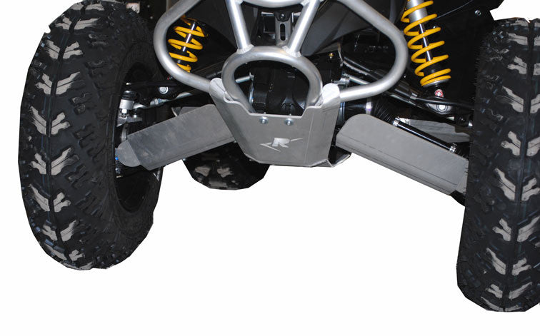 8-Piece Complete Aluminum Skid Plate Set, Can-Am Renegade 2012-2017