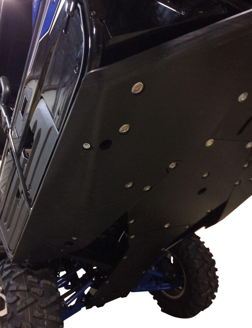 6-Piece Full Frame Skid Plate Set with Rock Sliders, Kawasaki Teryx 800 & Teryx4