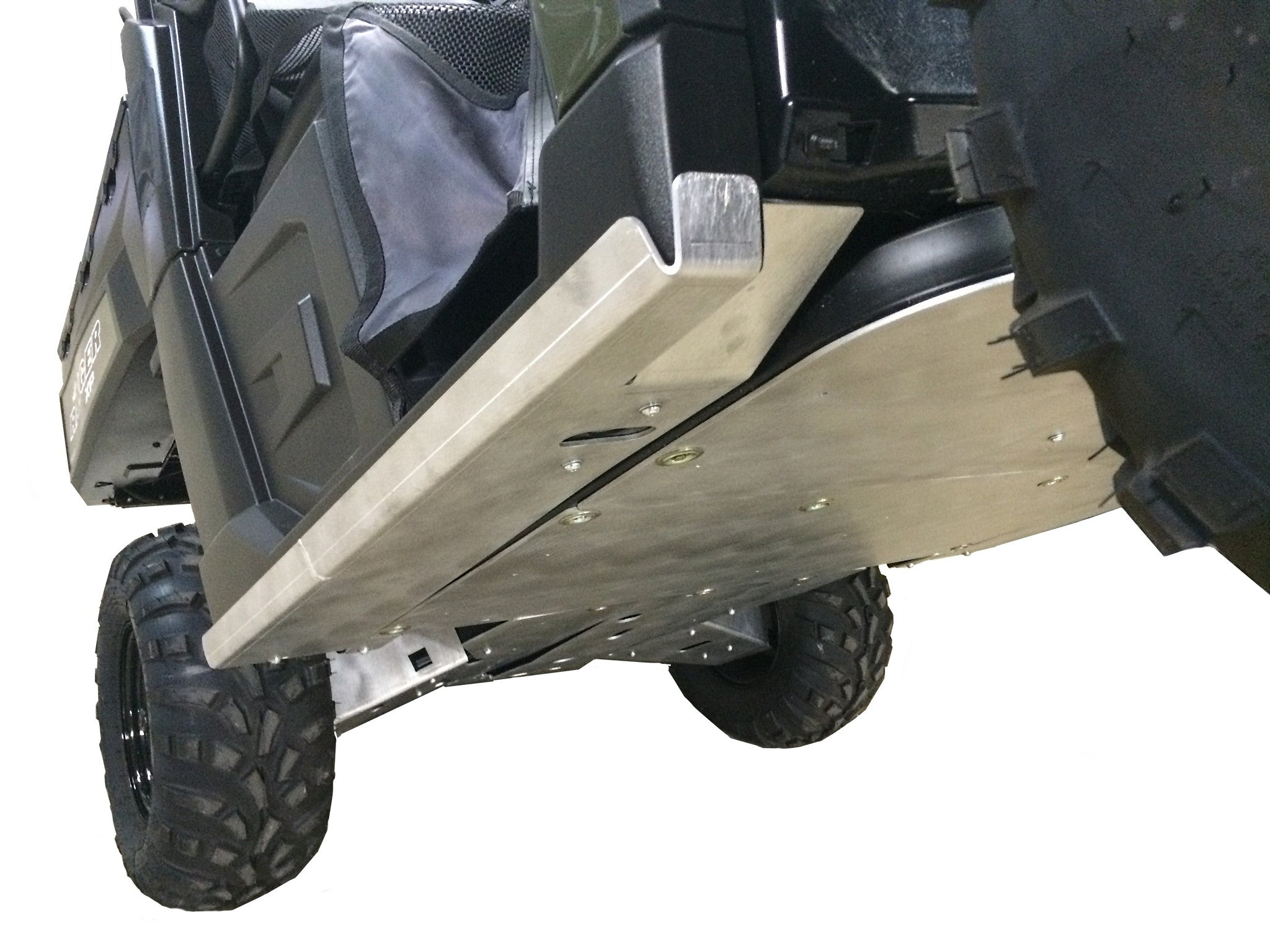 2-Piece Aluminum Rock Slider Set, Polaris Ranger XP 900