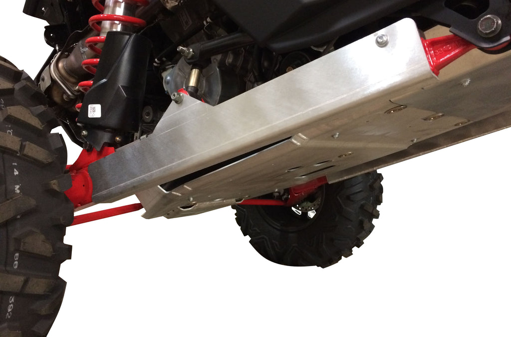 2-Piece Rear Linkage Guards, Polaris RZR RS1