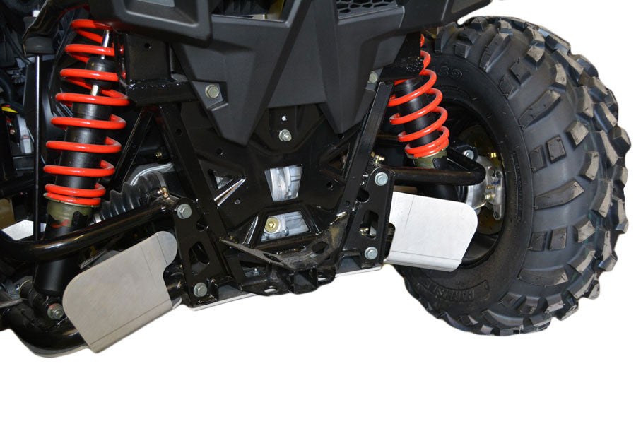 4-Piece A-Arm & CV Boot Guard Set, Polaris Sportsman ACE