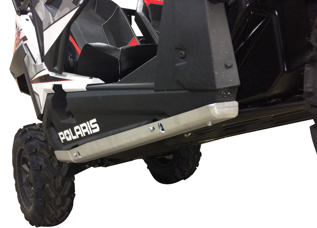 2-Piece Aluminum Rock Sliders, Polaris RZR-S 900