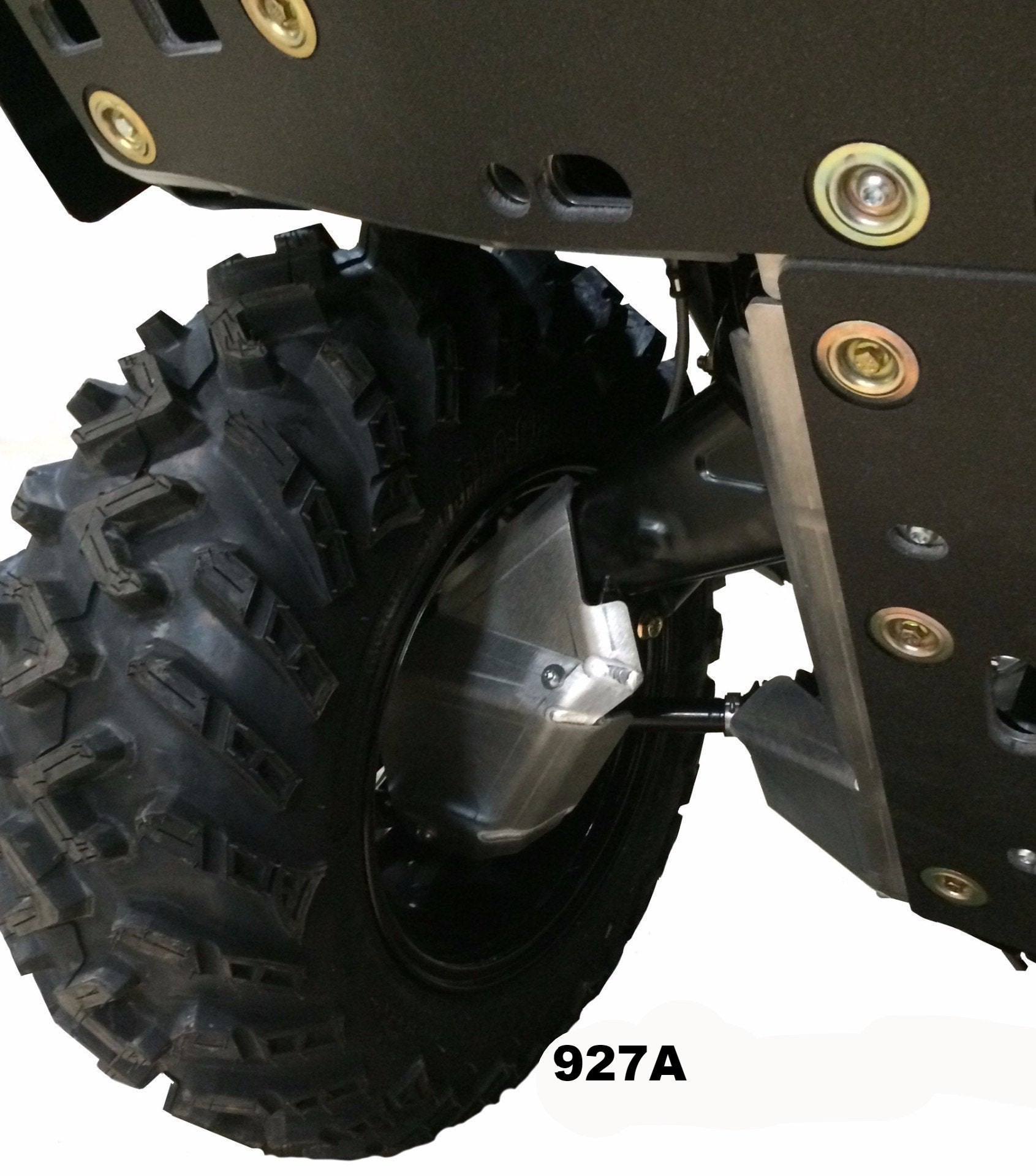 4-Piece Front & Rear A-Arm & CV boot Guard Set, 2013-2021 Can-Am Outlander 650 Max / DPS