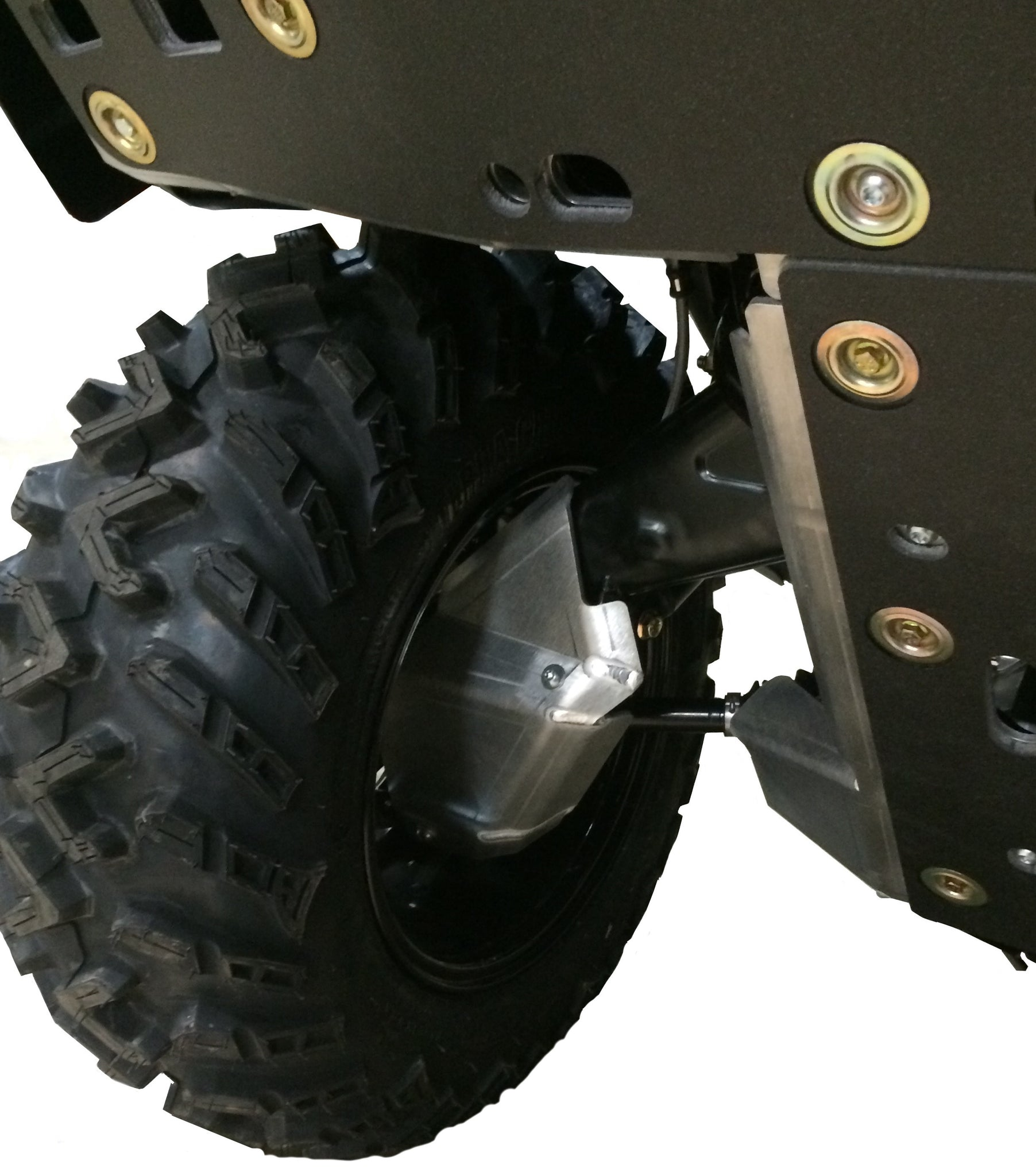 4-Piece A-Arm & CV Boot Guard Set, 2017-2018 Can-Am Outlander 450