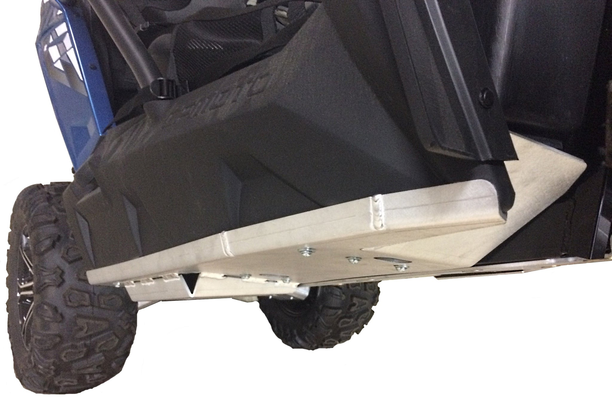 2-Piece Rock Slider & Floor Board Skid Plate Set, CFMOTO ZForce 800 EX