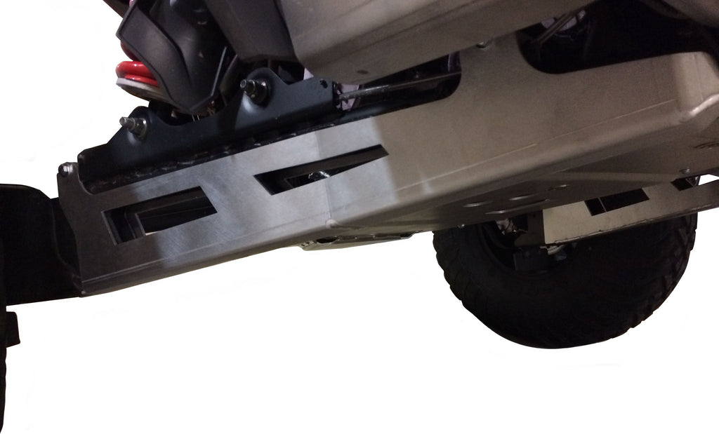 2-Piece Rear Linkage Guards, Polaris RZR XP-4 Turbo S