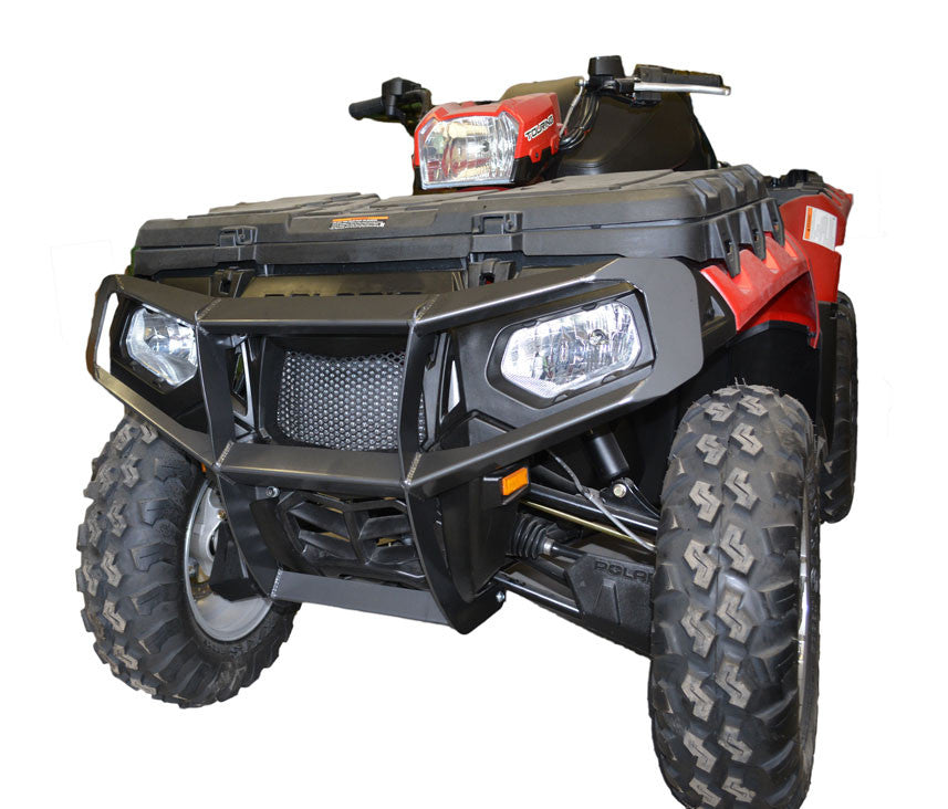 Ricochet Custom Front Bumper & Brush Guard, Polaris Sportsman 570 Touring SP
