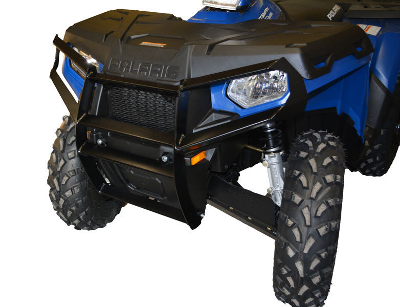 Ricochet Custom Front Bumper & Brush Guard, Polaris Sportsman 800