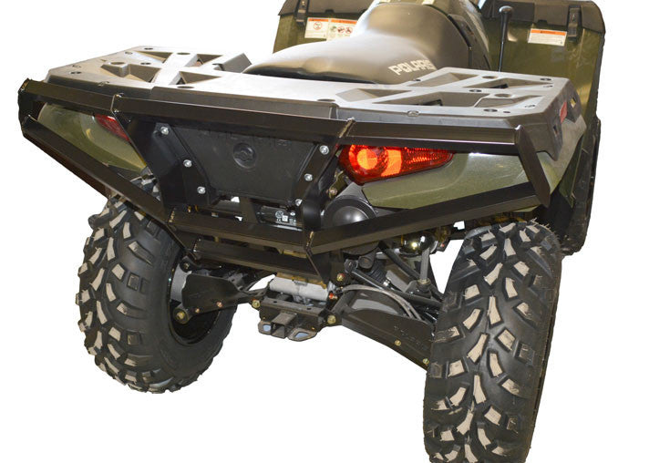 Ricochet Custom Rear Bumper & Brush Guard, Polaris Sportsman 850