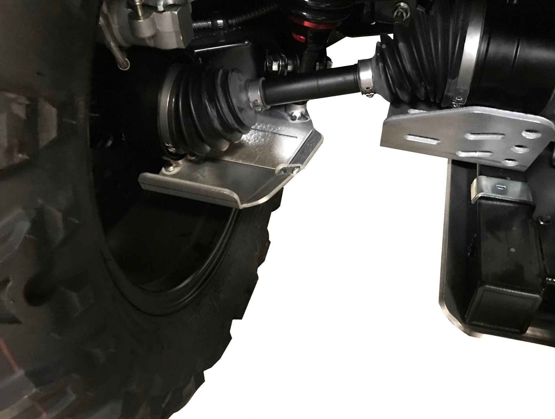 4-Piece A-Arm & CV Boot Guard Set, CFMOTO CForce 800 XC