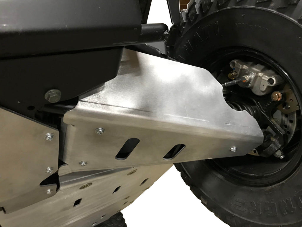 4-Piece A-Arm & CV Boot Guards, Polaris Ranger 1000 (Not XP Model)
