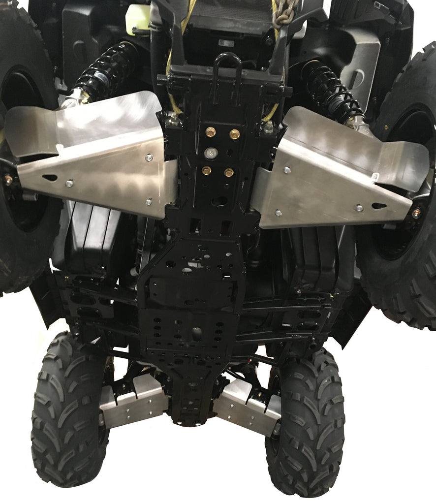 4-Piece Aluminum A-Arm & CV Boot Guard Set, 2021 Polaris Sportsman 450 Base Model