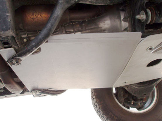 Transmission Skid Plate, Toyota FJ Cruiser – Ricochet Off-Road