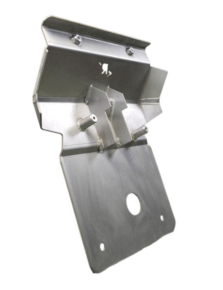 Heavy Duty Front Bash Plate & Engine Skid Plate, Toyota FJ Cruiser