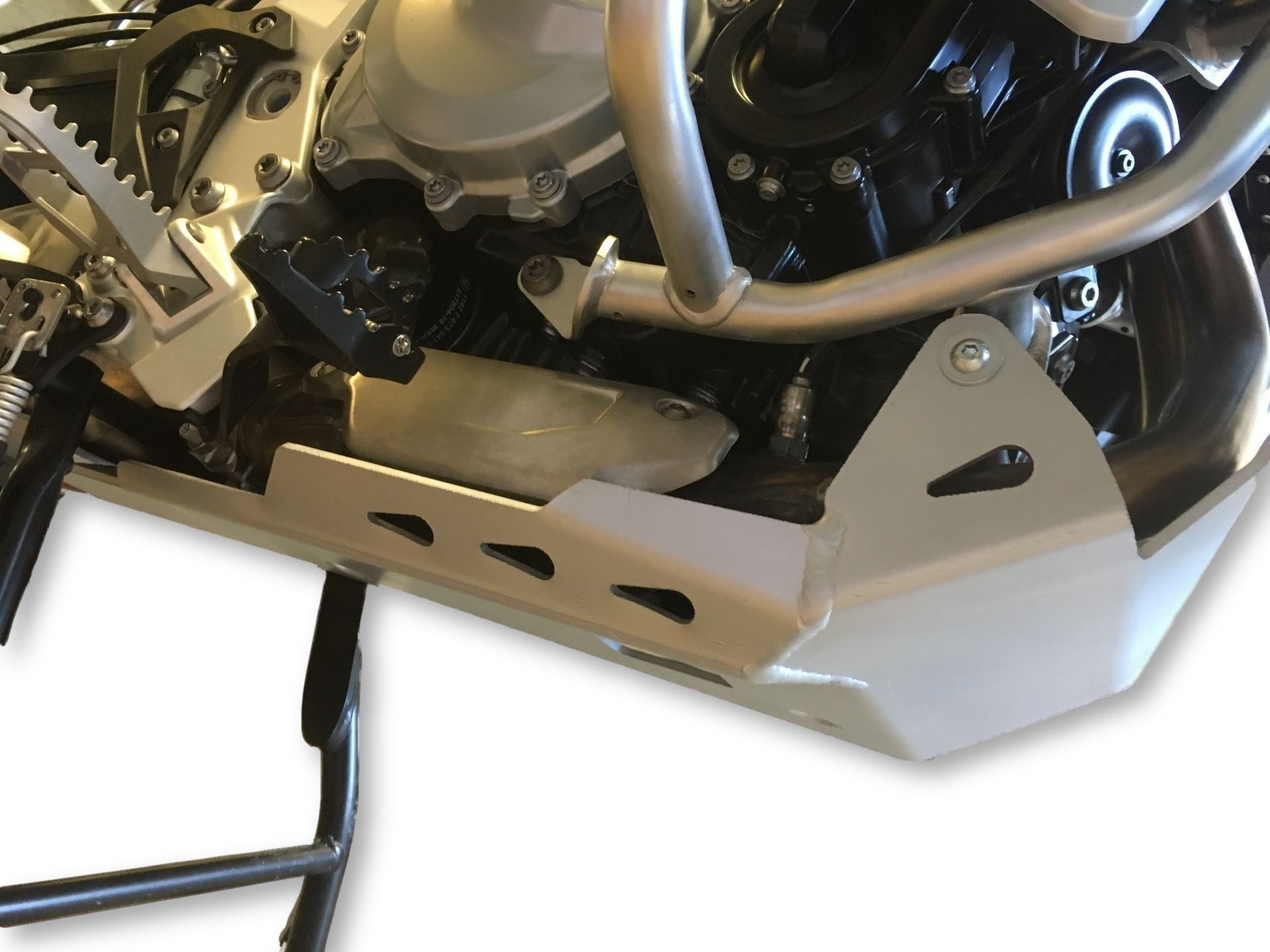 BMW F 850 Adventure Aluminum Skid Plate