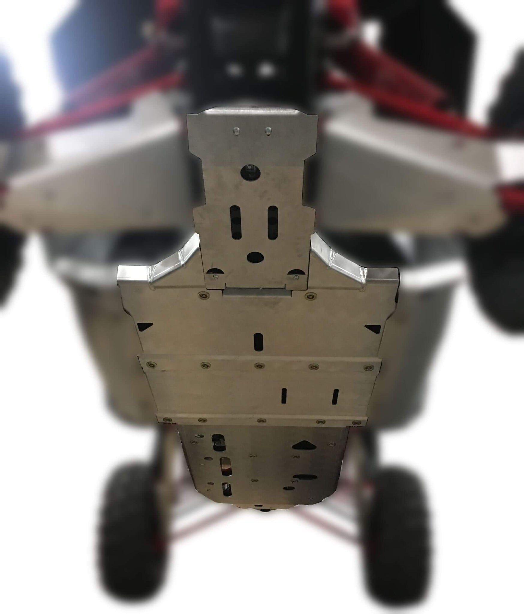4-Piece Full Frame Skid Plate Set, Honda Talon 1000X