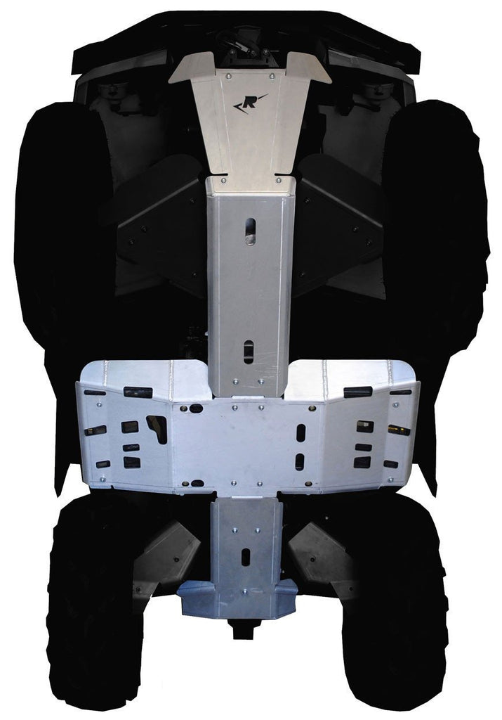 4-Piece Full Frame Skid Plate Set, Can-Am Outlander 850 X-MR
