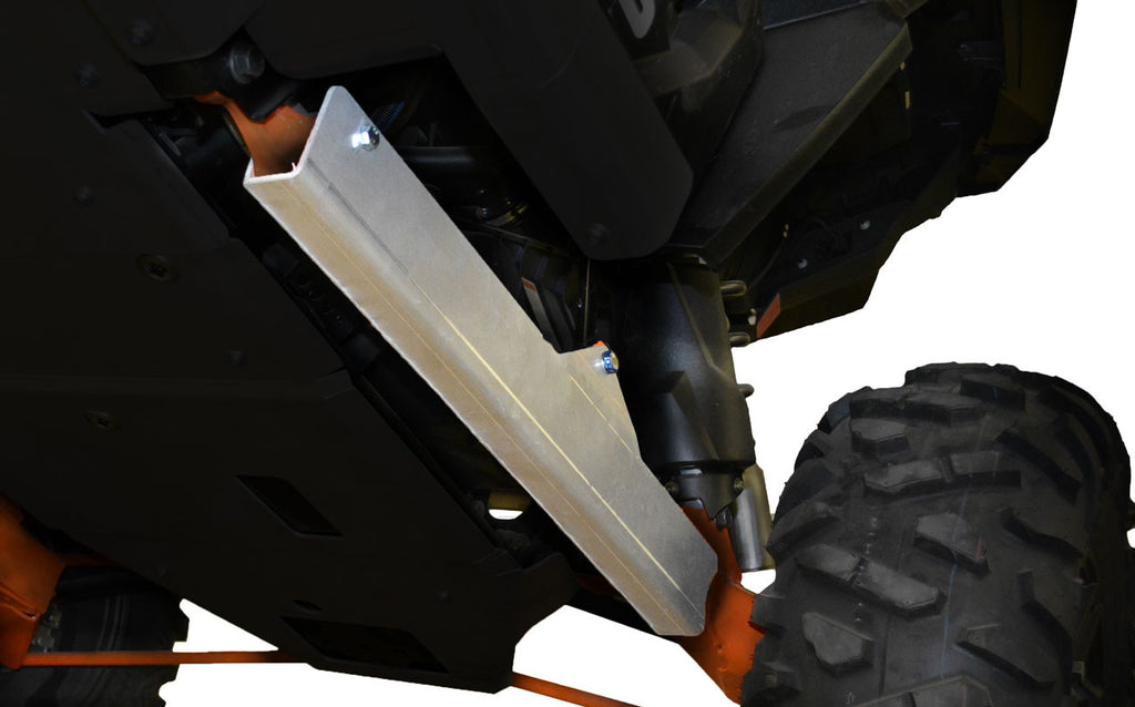 2-Piece Rear Linkage Guards, Polaris RZR XP 1000 Desert Edition
