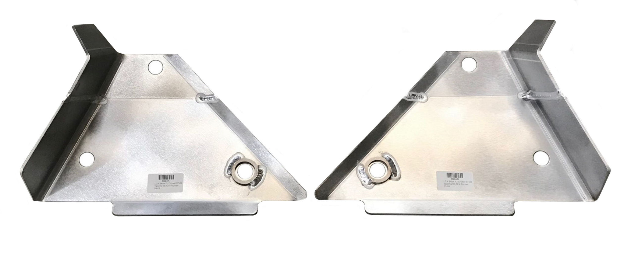 Toyota FJ Cruiser Lower Control Arm Skid Plates