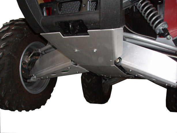 2-Piece Full Frame Skid Plate Set, Arctic Cat 700