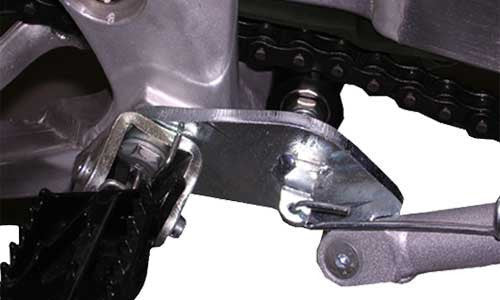 Honda CRF150R-E (expert) Bolt-On Kick Stand
