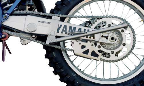 Yamaha YZ250F, YZ400F & YZ426F Clamp-On Kick Stand