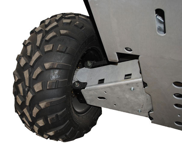 4-Piece A-Arm & CV Boot Guards, Polaris Ranger 800 Mid-Size