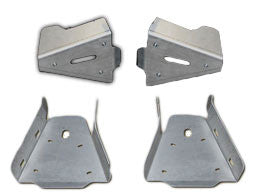 4-Piece A-Arm & CV Boot Guard Set, Polaris Ranger Crew 800