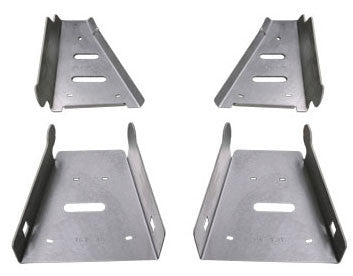 4-Piece A-Arm & CV Boot Guards, Polaris Ranger Crew Diesel