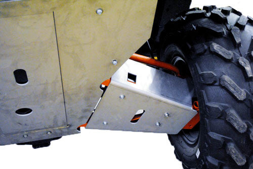 4-Piece A-Arm & CV Boot Guards, Polaris Ranger XP 900