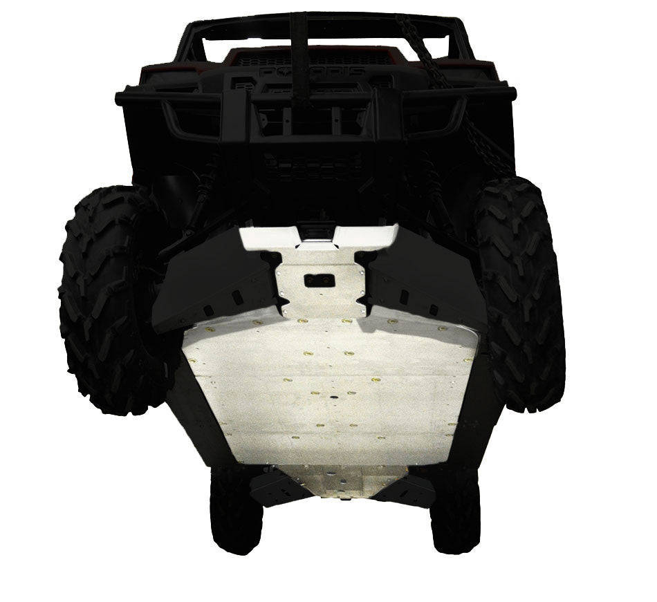 5-Piece Full Frame Skid Plate Set, Polaris Ranger Crew Diesel