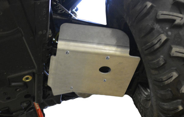 4-Piece A-Arm & CV Boot Guards, Polaris RZR-S 1000