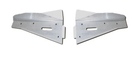 2-Piece A-Arm & CV Boot Guards, 2012-2014 Polaris RZR-4 900