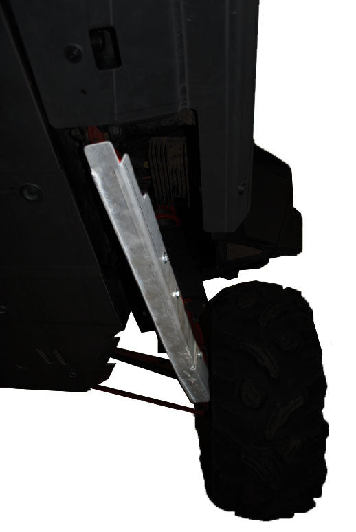 2-Piece Rear Linkage Guards, Polaris RZR 900 Jagged X