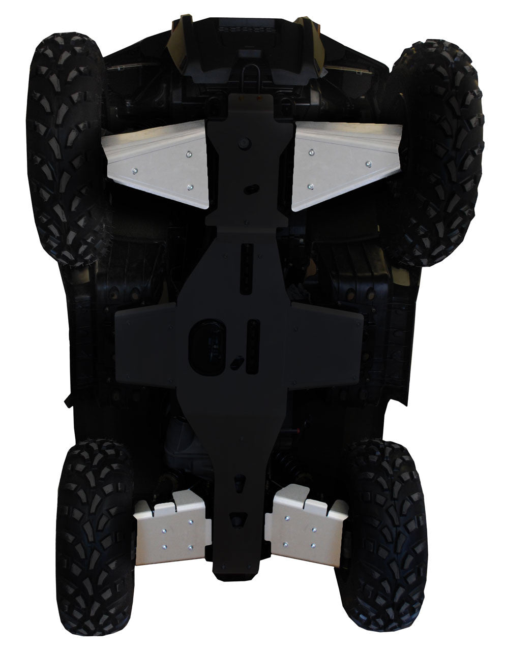 4-Piece A-Arm & CV Boot Guards, Polaris Sportsman 400