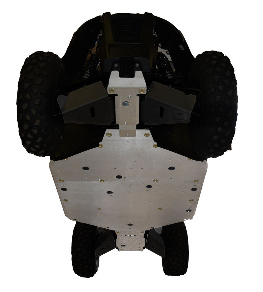 4-Piece Full Frame Skid Plate Set, Arctic Cat WildCat Sport