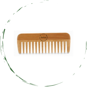 Handcrafted Bamboo Comb